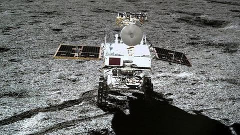 China makes history again; sprouts seeds on the moon
