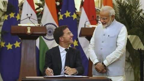 The Netherlands and India discuss cooperation across various sectors