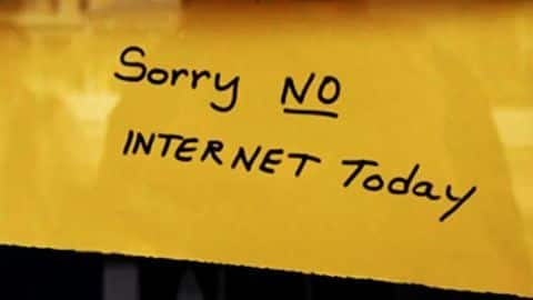 #GlobalInternetShutdown: You might not have internet access for next 48hrs