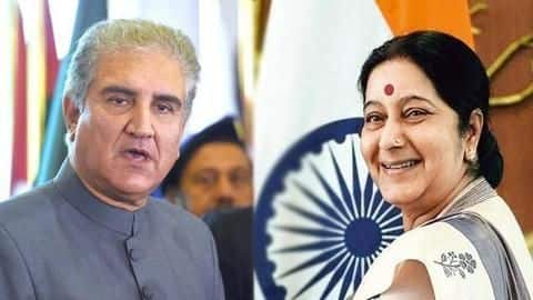 Sushma Swaraj will meet Pakistan foreign minister in NY