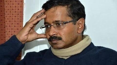 Ahead of polls, Kejriwal asks for donations for cash-strapped AAP