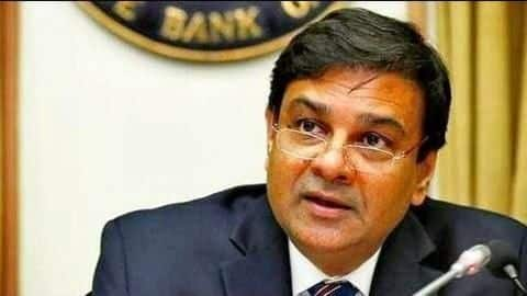 RBI Governor Urjit Patel's Resignation