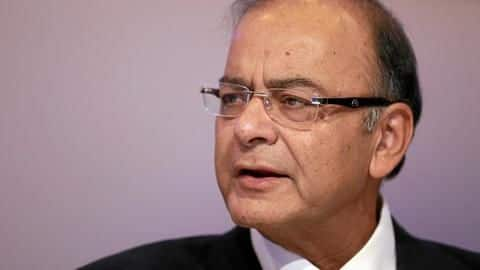 Arun Jaitley back to work as finance minister after 3-month break