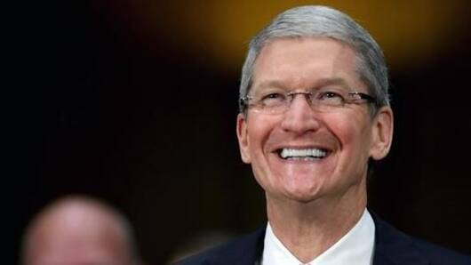 Tim Cook bags millions, courtesy Apple's 2018 performance