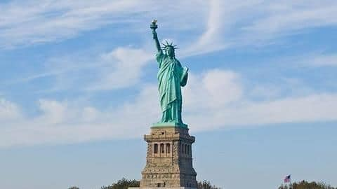 Statue of Liberty closed due to US government shutdown