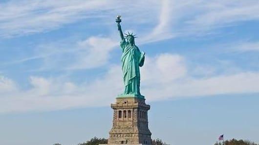 US govt. shutdown: Statue of Liberty closed down