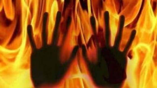 Telangana man kills wife, four-month-old son