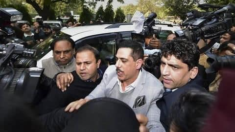 Robert Vadra questioned for 'links' to arms dealer, London properties