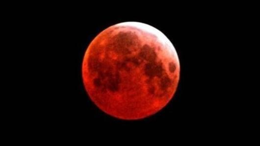 All about the 'super blood wolf moon'