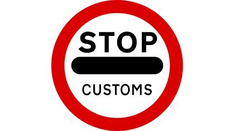 Wishall International gets into conflict with the Customs Department