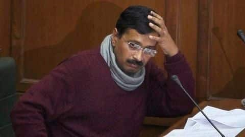 Anonymous call warns of attack on Delhi CM Arvind Kejriwal