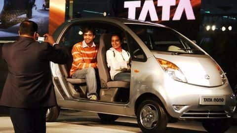 Tata Nano likely to be phased out