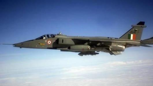 Another IAF Jaguar jet crashes; pilot safe