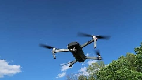DJI unveils new drone in sub-$1,000 market battle