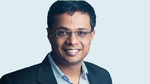 Flipkart co-founder Sachin Bansal invests Rs. 650cr in Ola