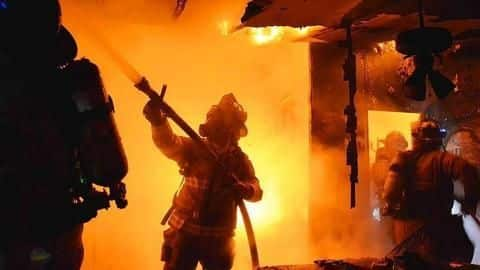 Violation of fire safety norms rampant in Delhi