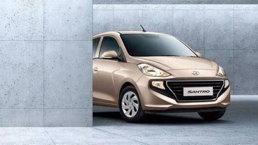All-new Hyundai Santro launched: Details here