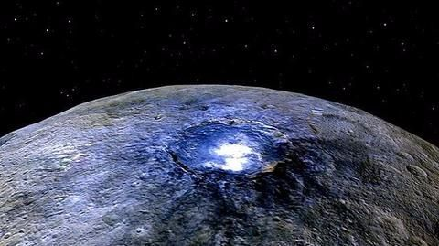 The building blocks of life found on dwarf planet Ceres