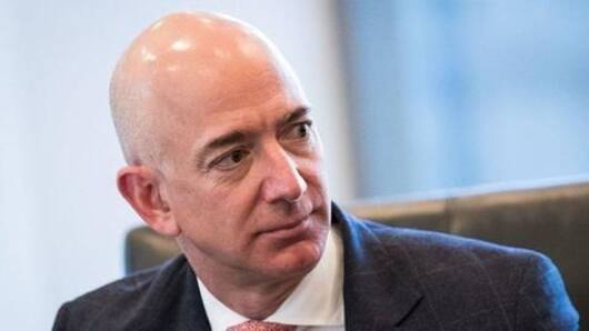 Jeff Bezos alleges he was blackmailed