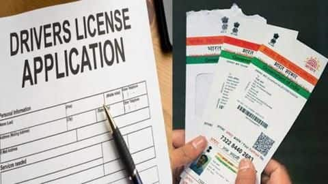 Soon, Aadhaar-driving license linking will become mandatory: Details here