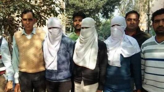Arms dealing operation busted in Delhi's Dwarka