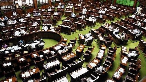 Parliament winter session: Lok Sabha adjourned again
