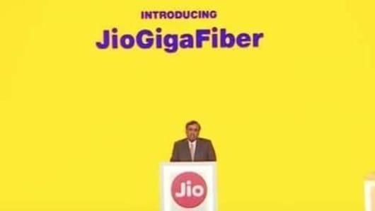 Jio GigaFiber preview: Details here