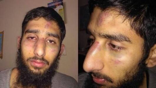 Two Kashmiri college students assaulted in Haryana