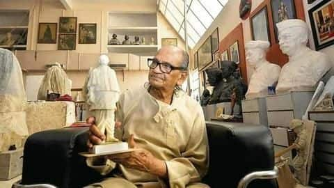 #StatueOfUnity: About Ram Sutar, sculptor of the world's largest statue