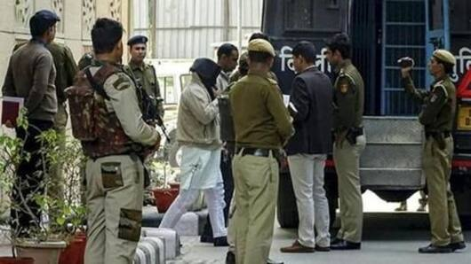 ISIS cell members produced in Delhi court