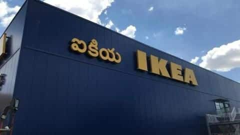 IKEA to open its first India store today