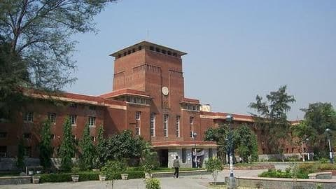 Admission process for undergraduate courses in Delhi University begins today