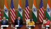 India, US hold first '2+2' talks: All details here