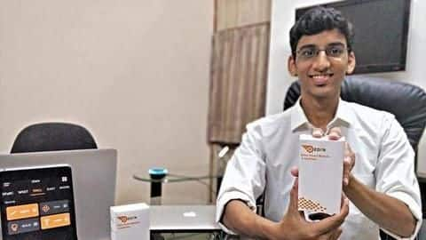 This IIT-Delhi student is offering low-cost smart home solutions