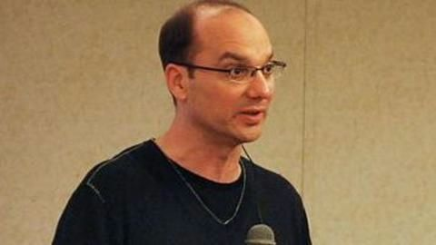 Brace yourselves for Android creator Andy Rubin's comeback