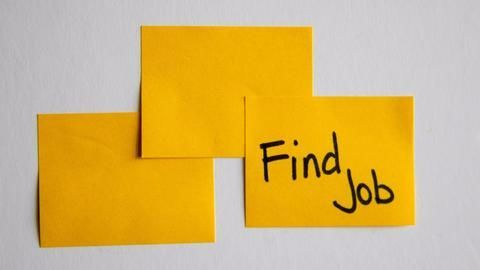 The simple intuitive interface for job searches