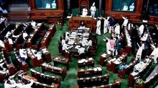 Citizenship (Amendment) Bill tabled in Lok Sabha