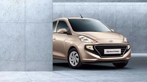 2018 Hyundai Santro unveiled: Here are the details