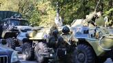 Crimea: At least 17 killed in attack on college