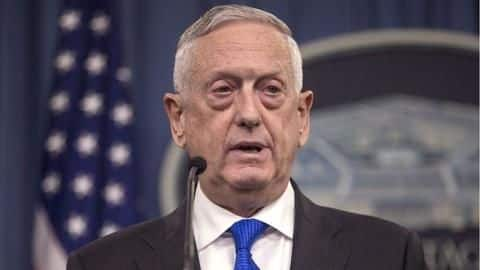 US: Mattis resigns as Defense Secretary over differences with Trump