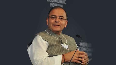 Arun Jaitley launches online clean money portal
