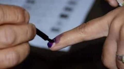 #RoadTo2019: Round 2 of voting in Chhattisgarh Assembly elections underway