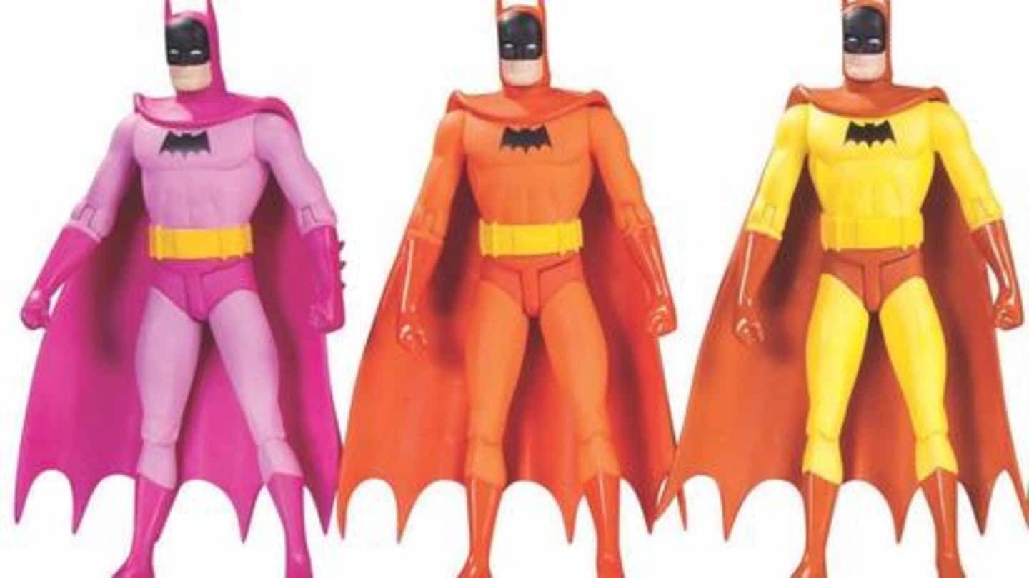 #ComicBytes: Five worst Batman suits of all time