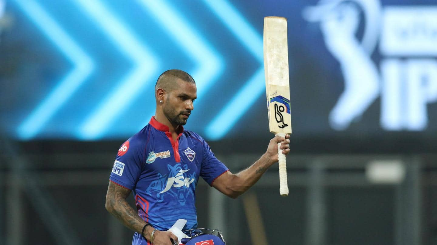 IPL 2021, Delhi Capitals beat Punjab Kings: Records broken
