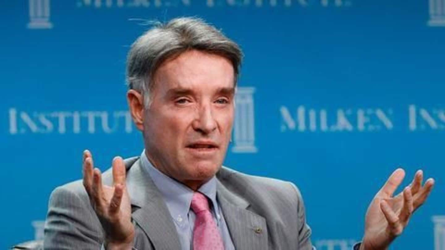 Eike Batista, one of Brazil's richest mired in corruption scandal