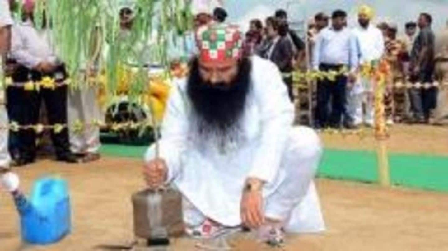 Ram Rahim gets a reality check in jail, grows vegetables