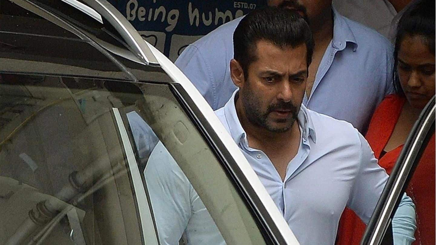 #BlackbuckCase: Bollywood stands in support of Salman Khan