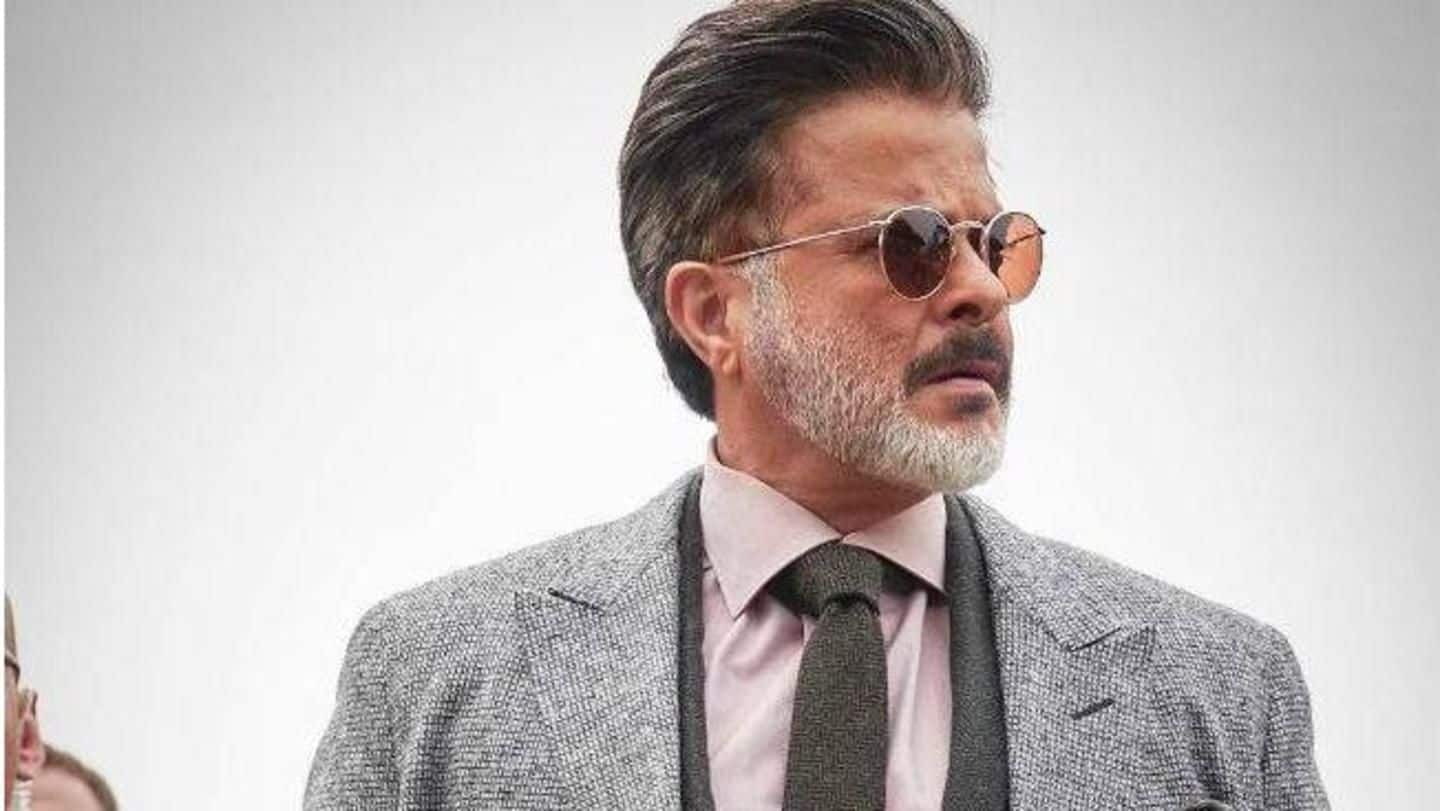 Anil Kapoor completes 35 years in Hindi film industry