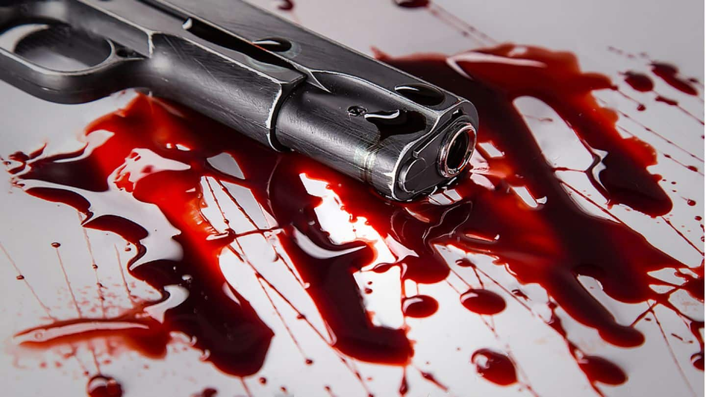 Delhi man kills woman to prove he has real gun