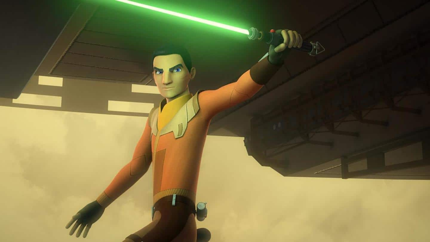 'Star Wars' trivia: Let's know the character of Ezra Bridger
